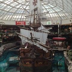 Photo taken at West Edmonton Mall by Richard J. on 6/2/2013