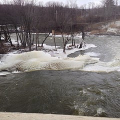 Photo taken at Over the Falls by Fabian O. on 2/6/2013