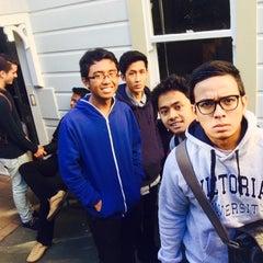 Photo taken at Student Islamic Centre by Ahmad Syukri D. on 5/22/2015