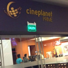 Photo taken at Cineplanet by Maricarmen P. on 6/4/2013