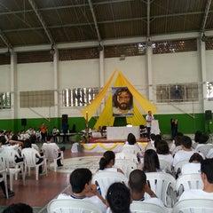 Photo taken at Colégio Santa Dorotéia by Leslye M. on 4/30/2014