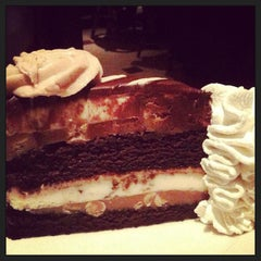 Photo taken at The Cheesecake Factory by Jon K. on 4/25/2013