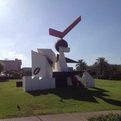 Photo taken at Tel Aviv University   אוניברסיטת תל-אביב by Sagee B. on 6/6/2013