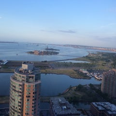 Photo taken at Jersey City, NJ by Özlen Y. on 5/31/2015