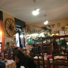 Photo taken at Al Vecchio Aratro by Max G. on 6/1/2013