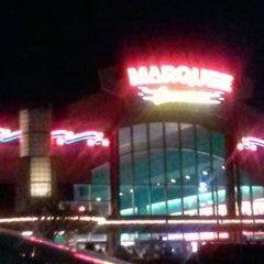 Photo taken at Marquee Cinemas Orchard 14 by Julia B. on 5/4/2013