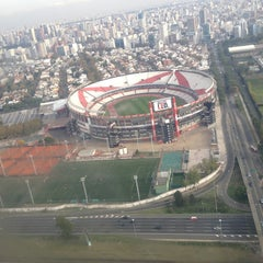 Photo taken at Estadio Monumental (River Plate) by Tana on 5/21/2013