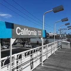 Photo taken at CTA - California by K. K. on 8/3/2013