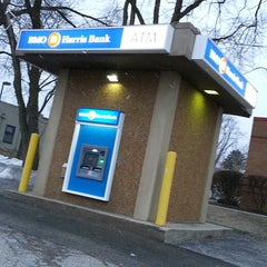 Photo taken at BMO Harris Bank / Eastwood Drive ATM by K. K. on 3/24/2013