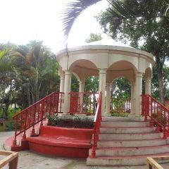 Photo taken at Parque de la Familia by Mario G. on 6/22/2013