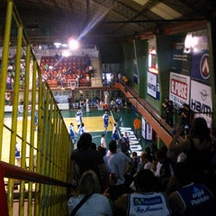 Photo taken at Club Atlético Aguada by Marcela B. on 12/12/2013