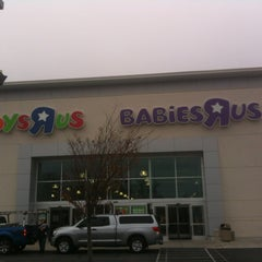 "Photo taken at Toys ""R"" Us /Babies ""R"" Us by Paul R. on 12/1/2012"