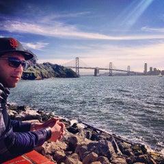 Photo taken at Treasure Island by Nima M. on 3/18/2013