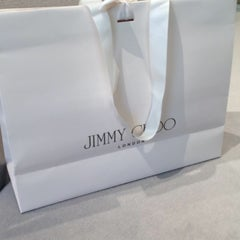 Photo taken at Jimmy Choo by Haya on 9/5/2014