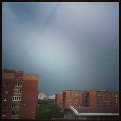 Photo taken at Новые дворы by Евгений С. on 7/24/2013