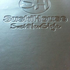 Photo taken at Sushi House by Cornelio G. on 9/14/2013