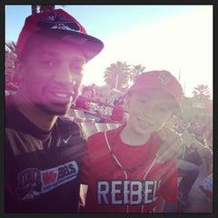 Photo taken at Earl E. Wilson Baseball Stadium by George W. on 4/11/2013