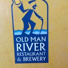 Photo taken at Old Man River by Ryan S. on 7/19/2014
