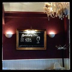 Photo taken at Café Borchers by Holger R. on 7/14/2013