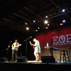 Photo taken at Eddie Owen Presents at Red Clay Theatre by Amber G. on 6/21/2013
