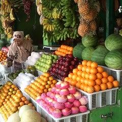 Photo taken at Usman Janatin City Park by Firman F. on 9/18/2012