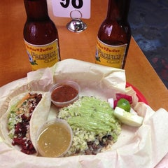 Photo taken at America's Taco Shop by Chris W. on 9/6/2013