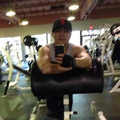 Photo taken at 24 Hour Fitness by Drew H. on 9/25/2013