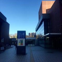Photo taken at 横浜市 港北区総合庁舎 by Yutaka A. on 12/11/2015