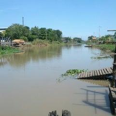 Photo taken at ตลาด 16 by Prasong U. on 10/28/2012