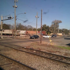 Photo taken at Amtrak Station - Tuscaloosa, AL (TCL) by TRST on 11/19/2014