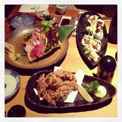 Photo taken at Kura by May L. on 9/21/2013