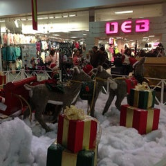 Photo taken at Mercer Mall by Marcus C. on 12/18/2012