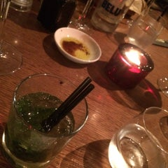 Photo taken at Cantina Del Ponte by Mara G. on 1/9/2015