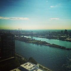 Photo taken at ONE UN New York by Zach P. on 9/19/2014