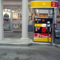 Photo taken at Shell by Matthew L. on 9/2/2014