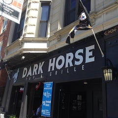 Photo taken at Dark Horse Tap by Anthony P. on 9/6/2014