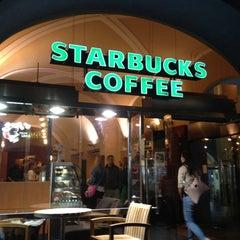 Photo taken at Starbucks by Kim M. on 9/15/2012