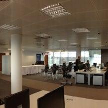 Photo taken at MongoDB, Inc by Gianfranco P. on 5/31/2013