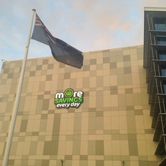 Photo taken at Woolworths HQ by Jiraboon N. on 8/26/2013