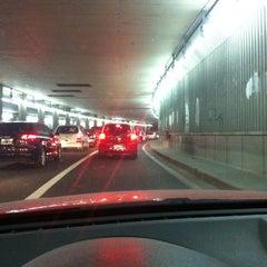 Photo taken at Tunel Av. Libertador by Mati D. on 7/27/2013