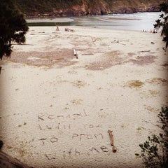 Photo taken at Big River Beach by Tina T. on 5/17/2014