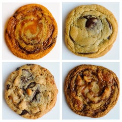 Photo taken at Williams-Sonoma by Gotham Cookies on 6/6/2015