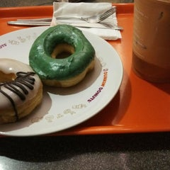 Photo taken at Dunkin' Donuts by Natan on 6/21/2015