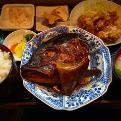 Photo taken at 和食料理 花邨 by Matio M. on 1/9/2015