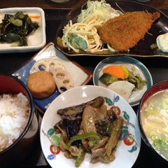 Photo taken at 和食料理 花邨 by Matio M. on 7/30/2014
