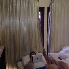 Photo taken at Patong Swiss Hotel Phuket by Anastasia S. on 1/4/2014