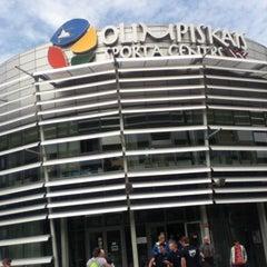 Photo taken at Olimpiskais sporta centrs by Aurimas K. on 5/24/2013
