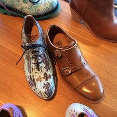 Photo taken at John Fluevog Shoes by Monica on 3/8/2014