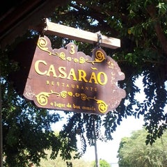Photo taken at Casarão by Darley A. on 5/19/2013