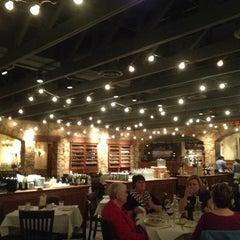 Photo taken at Romano's Macaroni Grill by Steve B. on 12/4/2013